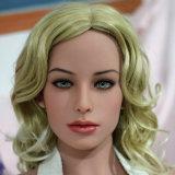 Silikon-Geschlechts-Puppe-Kopf für orales Geschlechts-Spielwaren für Männer