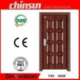 Nouveau design avec de faibles prix des portes en PVC