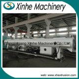 Ligne de production de tuyaux en PVC 50-260 mm / extrudeuse à double vis