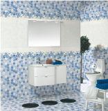 Azulejo de la porcelana del azulejo de la pared interior de la inyección de tinta 6D para la decoración 300X600m m del cuarto de baño