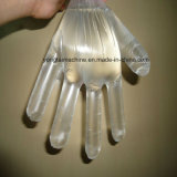 機械を作る自動使い捨て可能なプラスチック手袋