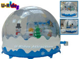 Ballon de neige gonflable Ball Ball Ball Globe de neige