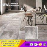 完全なボディー・セメントの灰色の磁器によって艶をかけられる無作法な装飾は(BY004)壁および床のための600X600mmをタイルを張る