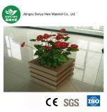 Crisol de flor de la instalación WPC/rectángulo fáciles