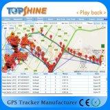 Vrije Gebaseerde Levende GPS van de Installatie Web Volgende Software, Real time, Rapport en de Controle van de Geschiedenis