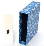 Nach Maß materielles Papierfach-verpackenkasten