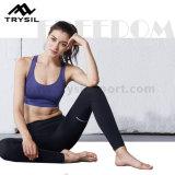 """A ioga apertada da pele """"sexy"""" arfa o Sportswear para senhoras"""