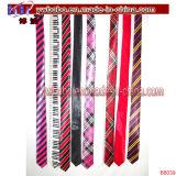 Cravate Polyester Cravate Plaine Cravate en Satin Cravate Décoration de Fête (B8040)