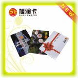 Cartão legível Rewritable da impressão RFID com preço de fábrica