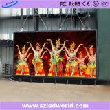 P3, P6 Innenfarbenreiche druckgießenled Fernsehapparat-Bildschirm-Miettafel für das Bekanntmachen