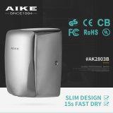 Jet rápida e eficiente Secador de higiene Mão Operação Automática (AK2803)