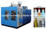 el plástico del HDPE de 1L 2L 5L embotella la máquina del moldeo por insuflación de aire comprimido de las latas de Jerry de los tarros