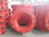Sela de batida quente P400X300 para o PE, encanamento do PVC
