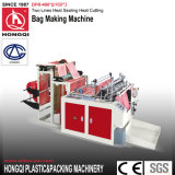 Two Lines T-Shirt Bag Making Machine