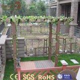 Pergola esterno impermeabile di prezzi del giardino WPC dell'installazione facile