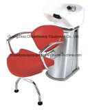 사용되는 최신 판매 모형 샴푸 의자 단위 세척 머리