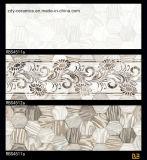 Como el material de construcción del azulejo de la pared del azulejo de la cerámica del mosaico