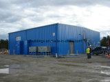 주문을 받아서 만들어진 구조 강철 Prefabricated 건물 가격