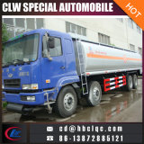 Camc 8X4 40m3 32mt Road Tank Vehicle Oil Tank Car