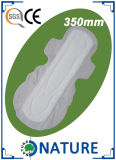 Используемая ночой супер Breathable устранимая салфетка Regualr санитарная
