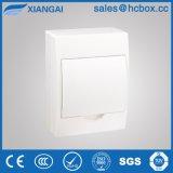 Tsm Caja de distribución de plástico de la caja eléctrica IP40 caja de la Energía Solar Hc-Tsw 6sentidos