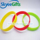 Wristband personalizzato del silicone di marchio per la promozione