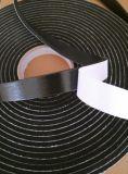 band van het Schuim van pvc van 1.6mm de Zwarte Enige Opgeruimde