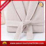 White Plain Cotton Kimono Hotel Coral Toison Peignoirs