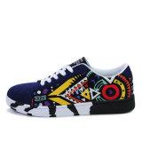 Le raie fait sur commande neuf chausse le numéro Lace-up de type d'espadrille de sport de mode : Shoes-Yb003 fonctionnant. Zapatos