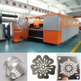 Haute efficacité de la Machinerie de traitement des métaux Machine de découpe CNC laser à fibre