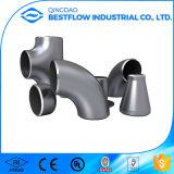 Garnitures de pipe soudées par bout d'acier inoxydable d'ASTM B16.9