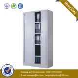 Puder-Beschichtung-Stahlmetallzahnstangen-Archivierungs-Metallschrank (HX-MF021)