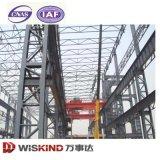 Garage de acero prefabricado del almacén de Wiskind