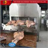 De Diepvriezer IQF van de Tunnel van de Diepvriezer van de Vloeibare Stikstof van de Rang van het voedsel