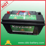Батарея DIN100 тележки автомобиля Koyama 12V 100ah Mf