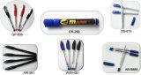 Penna di Ballpoint promozionale del regalo della cancelleria su ordinazione (colori differenti)