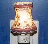 نكهة ليفة مصباح, زجاجيّة نكهة مصباح, رسم متحرّك نكهة مصباح