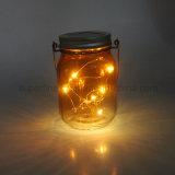 Подарок фонарика солнечного датчика зарева звезды украшения праздника для малышей