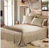 Qualitäts-normales gedrucktes Bett-Blatt-Set