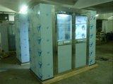 Acquazzone di aria SUS304 con il filtro da HEPA con l'interruttore di sicurezza di Nozzles&Electric dell'acciaio inossidabile