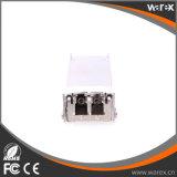 модуль модуля 1550nm 80km SMF двухшпиндельный LC 10G XFP оптически совместимый