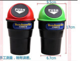 Suprimentos automáticos criativos O lixo de suspensão de carro pode receber caixas de transporte de carro de lixo de carro multifunções