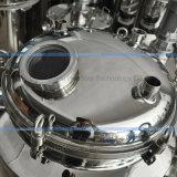 Produits chimiques en acier inoxydable cuve de fermentation de chauffage électrique