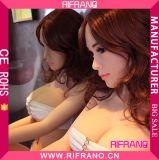 Bambola europea di amore del silicone del grande seno
