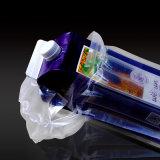 Luftaufblasbarer Rolls-Beutel-Saft-Verpacken-Material-gepolsterter Spalte-Beutel