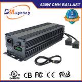 2*315W 저주파 두 배 산출 630W CMH HPS Mh는 UL를 가진 전자 밸러스트가 승인하는 점화를 증가한다