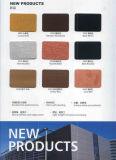 Comitato composito di alluminio della facciata per colore grigio