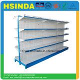 Голубой супермаркет системы покрытия порошка пигмента Shelves покрытие порошка MDF