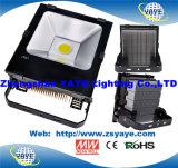prix d'usine Yaye 18 cris /MW Flood Lumière LED 150W/150W Lumière LED de Tunnel avec ce/RoHS/ 5ans de garantie