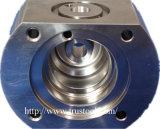 CNC, der /5axis CNC-maschinell bearbeitenteile maschinell bearbeitet